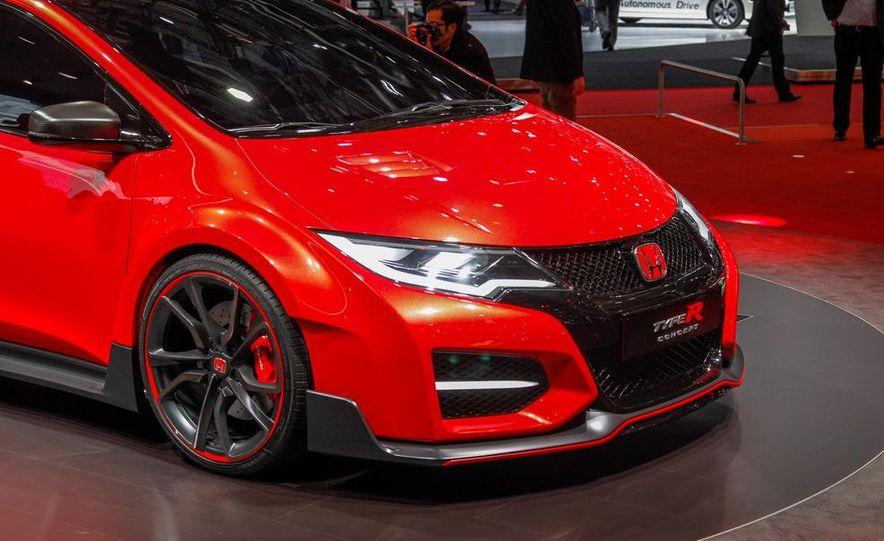 Honda Civic Type R concept - Slide 12