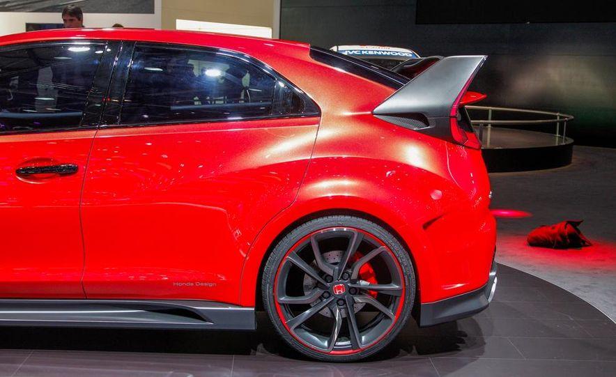 Honda Civic Type R concept - Slide 13