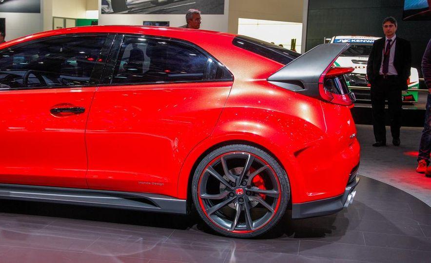 Honda Civic Type R concept - Slide 16
