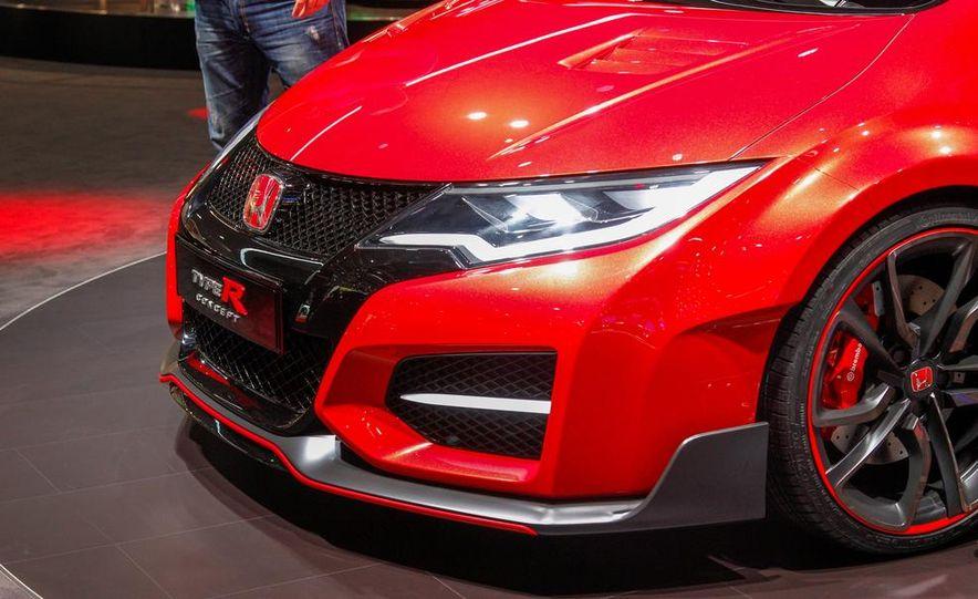 Honda Civic Type R concept - Slide 19
