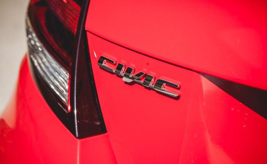 2014 Honda Civic coupe - Slide 26