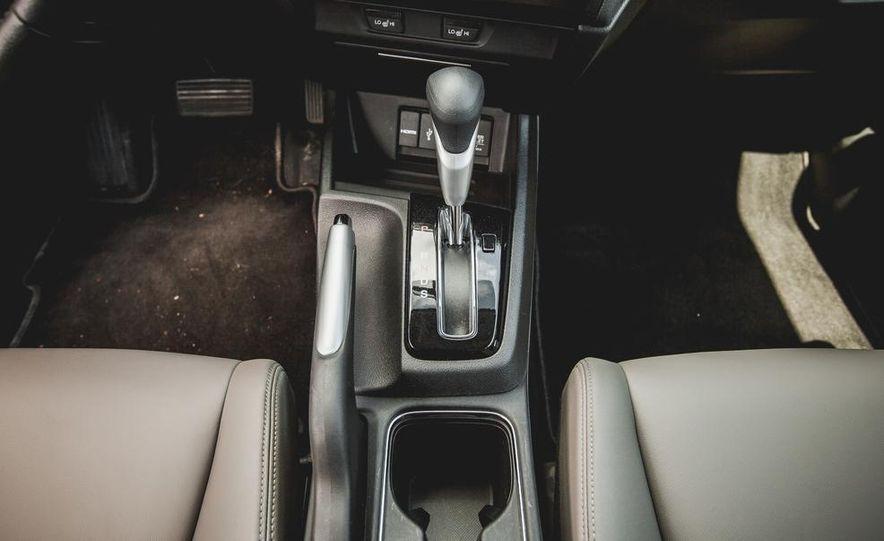 2014 Honda Civic coupe - Slide 50