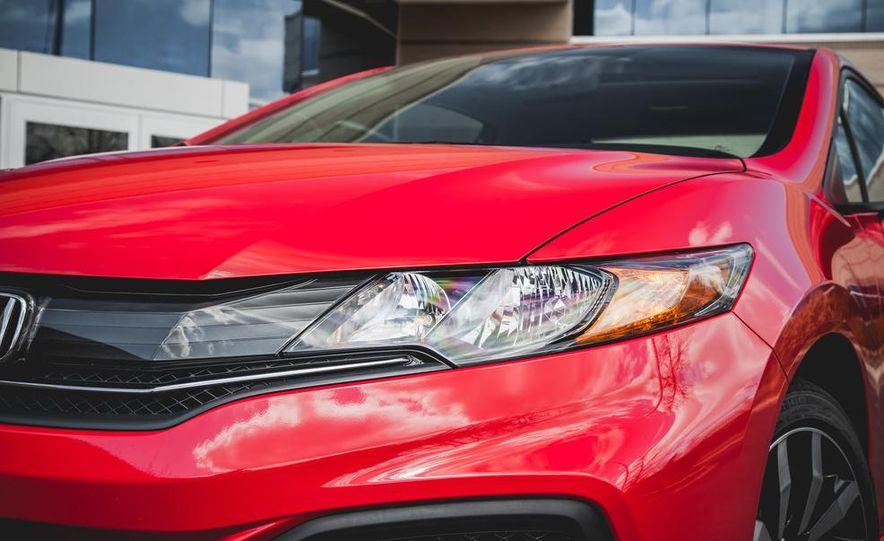 2014 Honda Civic coupe - Slide 18