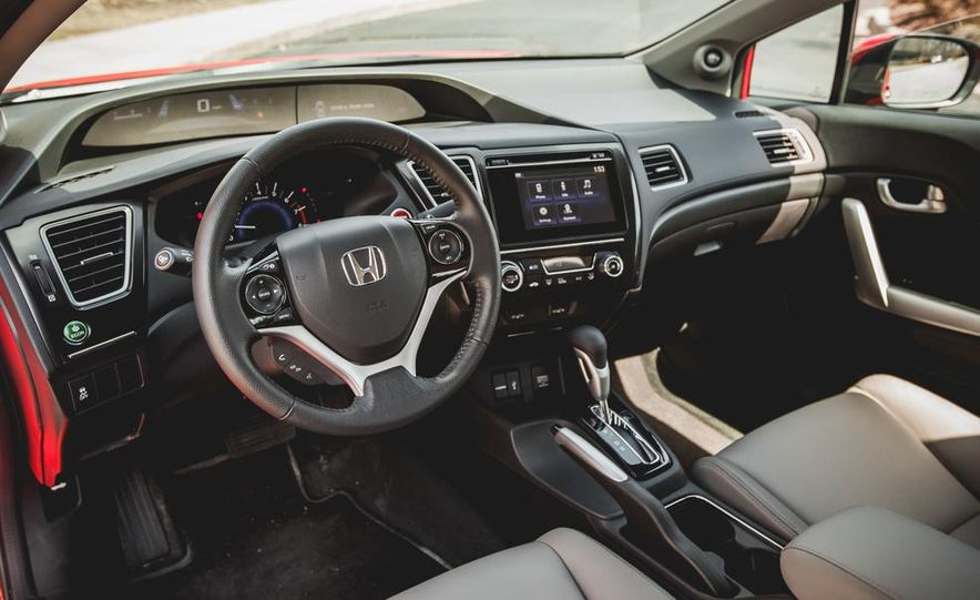 2014 Honda Civic coupe - Slide 27