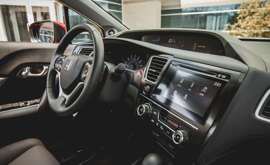 2014 Honda Civic coupe - Slide 29