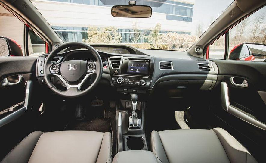 2014 Honda Civic coupe - Slide 30