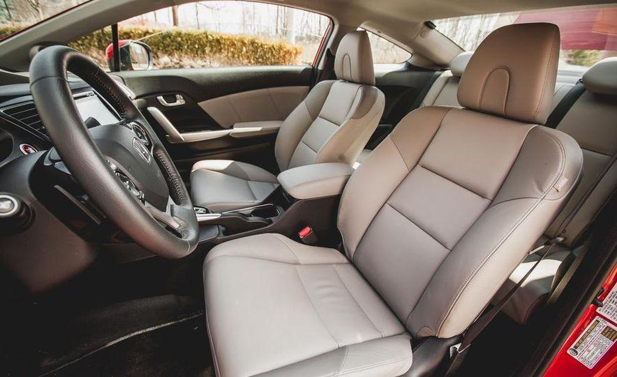2014 Honda Civic coupe - Slide 32