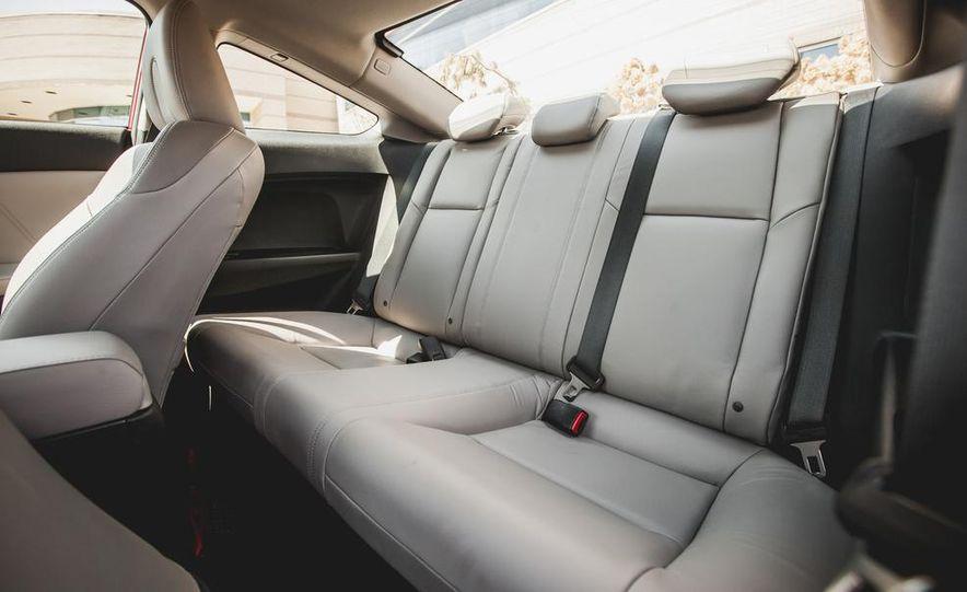 2014 Honda Civic coupe - Slide 35