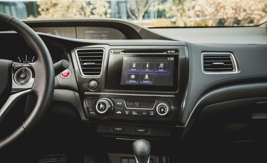 2014 Honda Civic coupe - Slide 38
