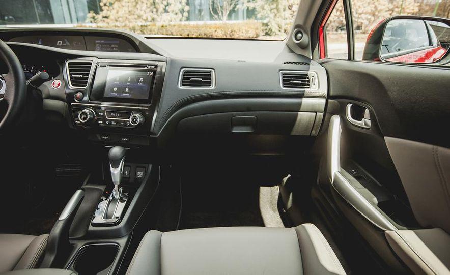 2014 Honda Civic coupe - Slide 40