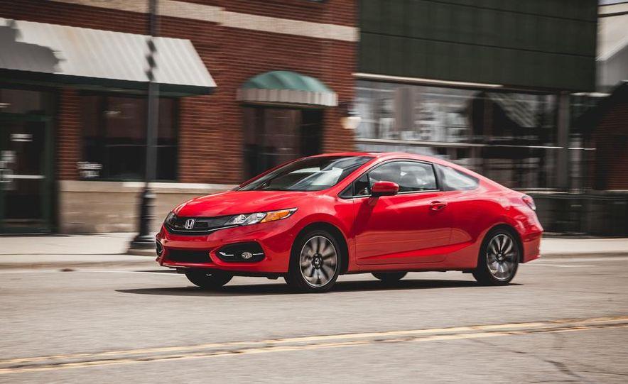 2014 Honda Civic coupe - Slide 5