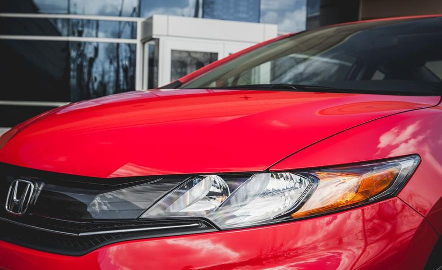 2014 Honda Civic coupe - Slide 17