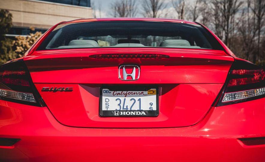 2014 Honda Civic coupe - Slide 20