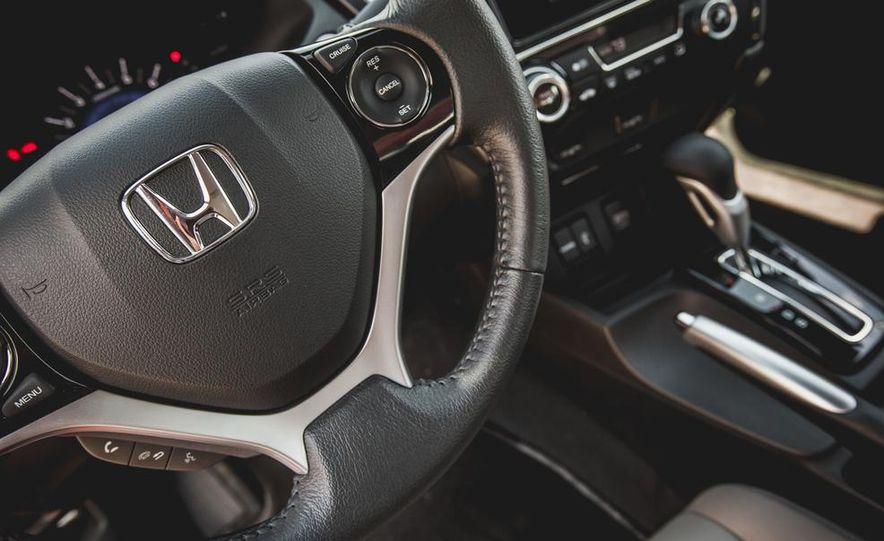 2014 Honda Civic coupe - Slide 41