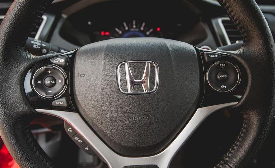 2014 Honda Civic coupe - Slide 42