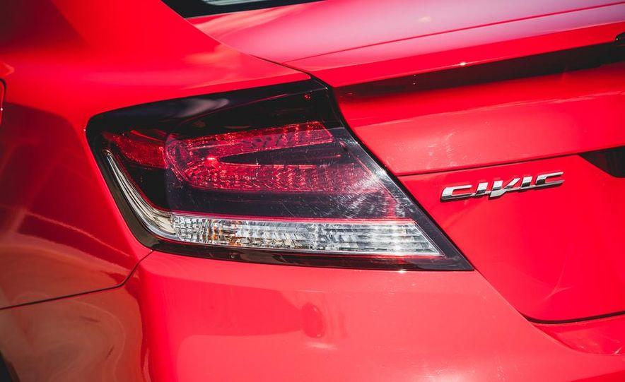 2014 Honda Civic coupe - Slide 25