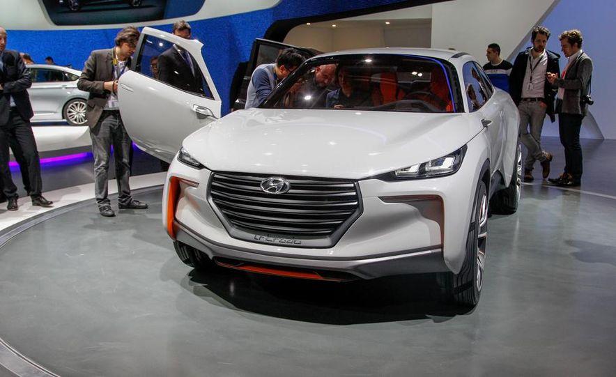 Hyundai Intrado concept - Slide 2