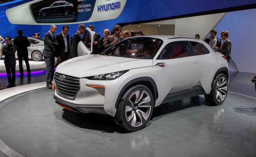 Hyundai Intrado concept - Slide 4
