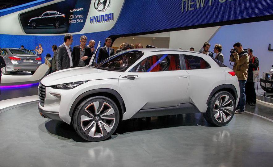 Hyundai Intrado concept - Slide 5