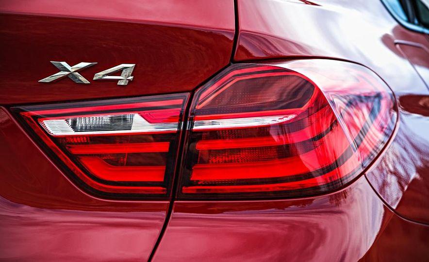 2015 BMW X4 xDrive35i - Slide 29