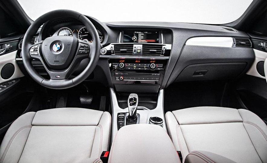 2015 BMW X4 xDrive35i - Slide 33