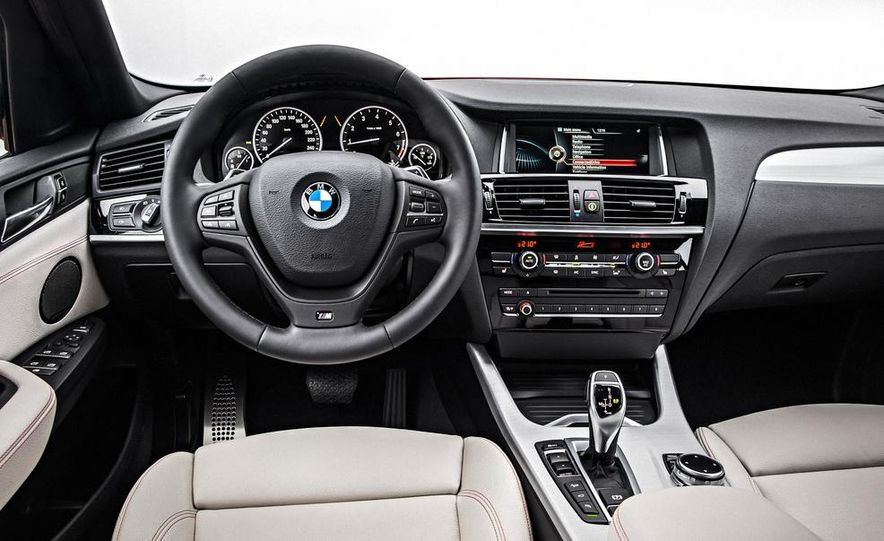 2015 BMW X4 xDrive35i - Slide 34