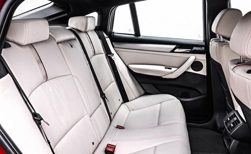 2015 BMW X4 xDrive35i - Slide 36