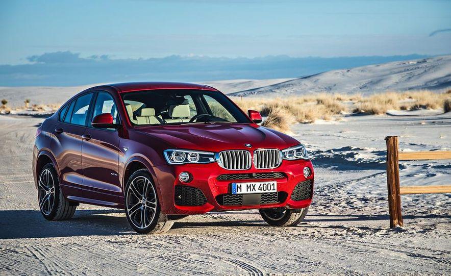 2015 BMW X4 xDrive35i - Slide 24