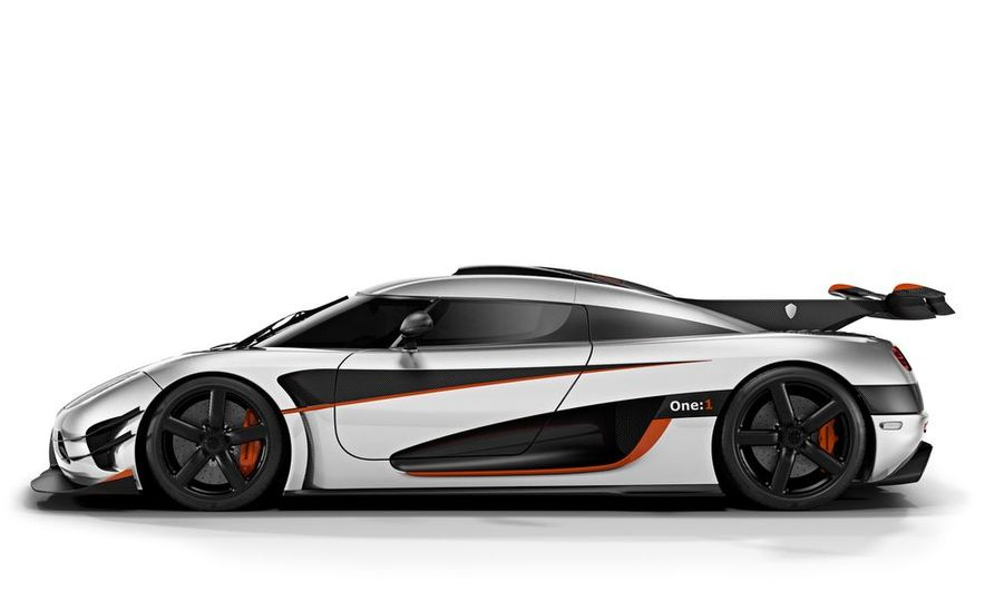Koenigsegg One:1 - Slide 14