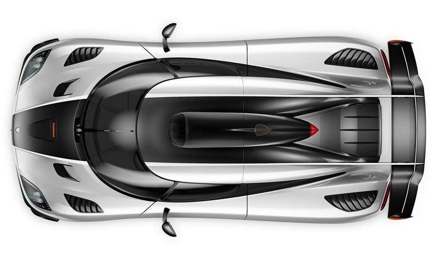 Koenigsegg One:1 - Slide 15