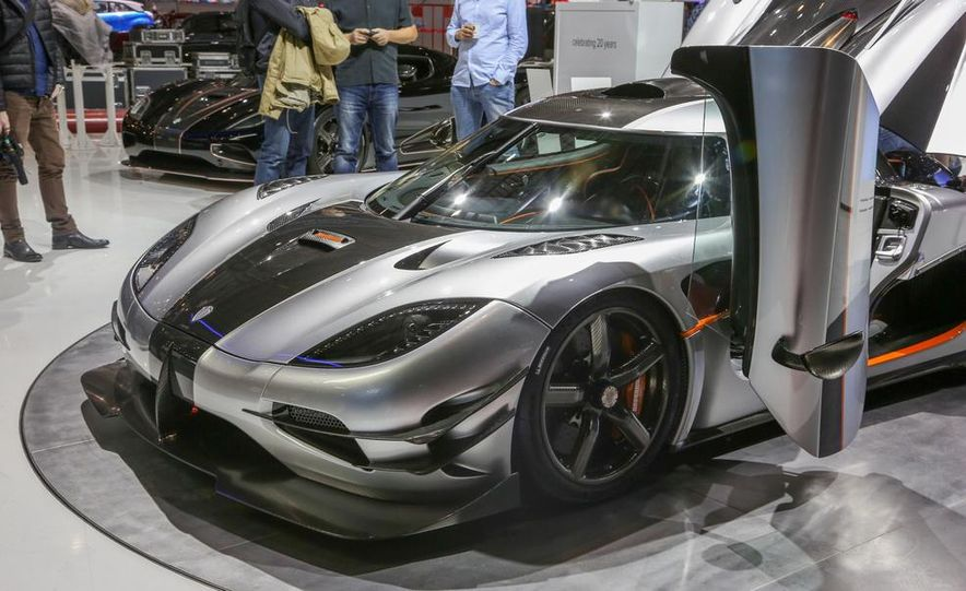 Koenigsegg One:1 - Slide 6