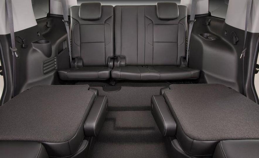 2015 Chevrolet Tahoe LT and Suburban LTZ - Slide 13