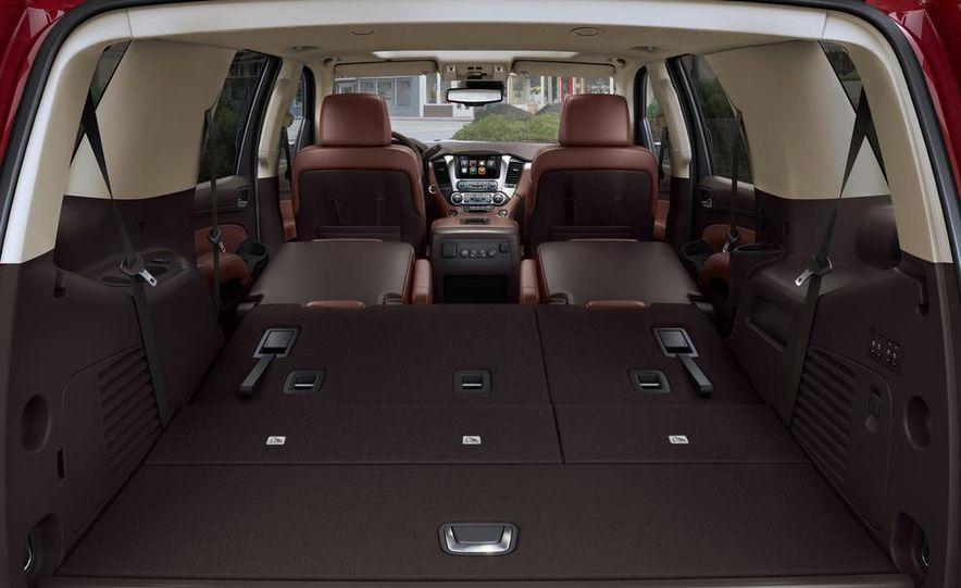 2015 Chevrolet Tahoe LT and Suburban LTZ - Slide 24