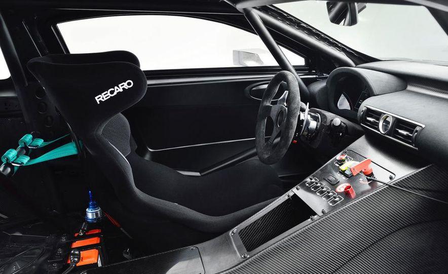 Lexus RC F GT3 concept - Slide 30