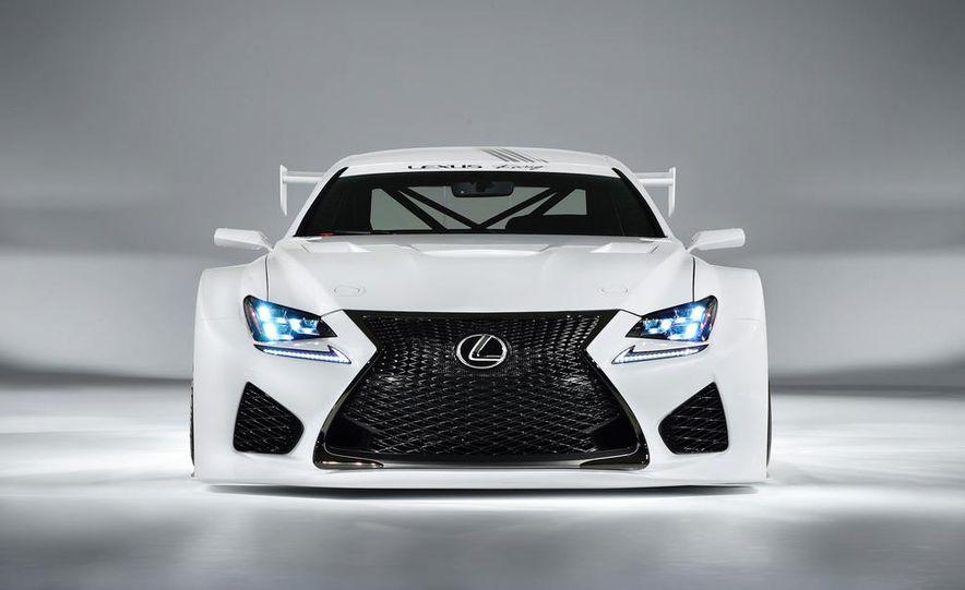 Lexus RC F GT3 concept - Slide 25