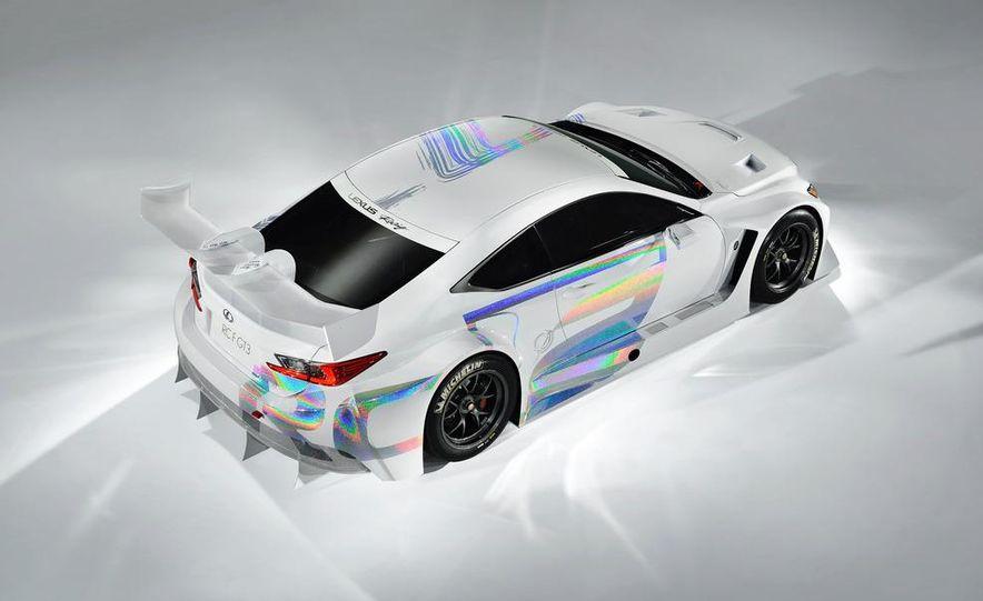 Lexus RC F GT3 concept - Slide 28