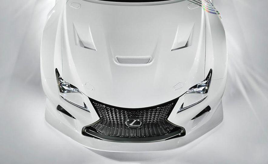 Lexus RC F GT3 concept - Slide 29