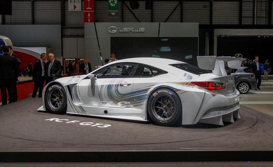 Lexus RC F GT3 concept - Slide 6