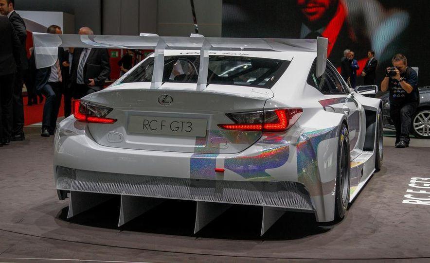 Lexus RC F GT3 concept - Slide 7