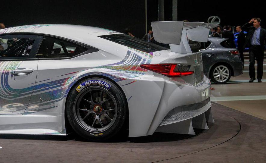 Lexus RC F GT3 concept - Slide 16