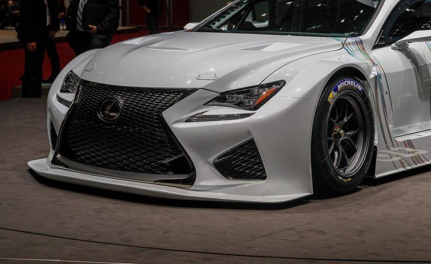 Lexus RC F GT3 concept - Slide 20