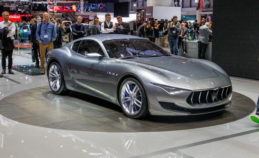 Maserati Alfieri concept - Slide 1