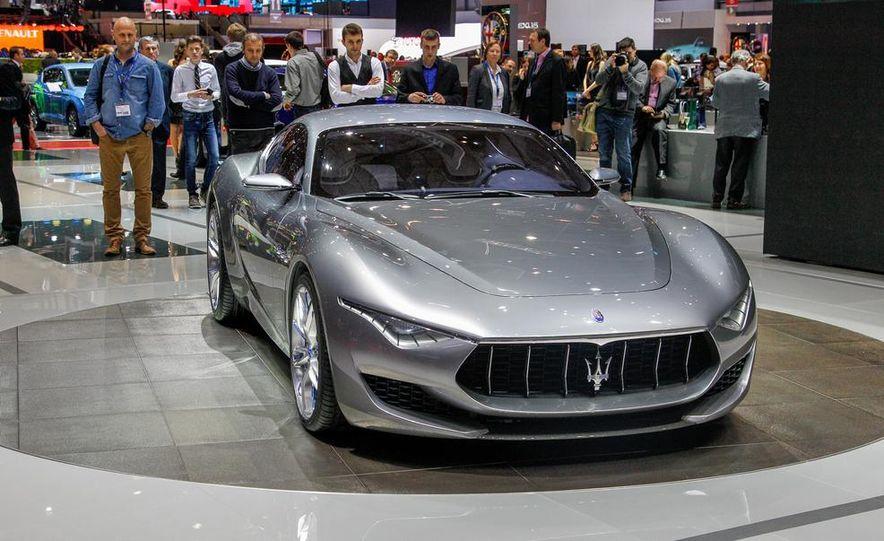 Maserati Alfieri concept - Slide 2