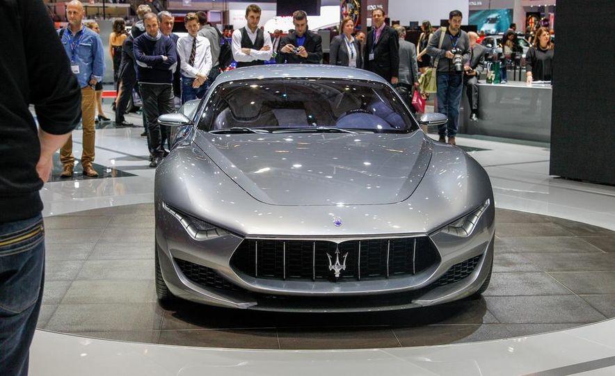 Maserati Alfieri concept - Slide 3