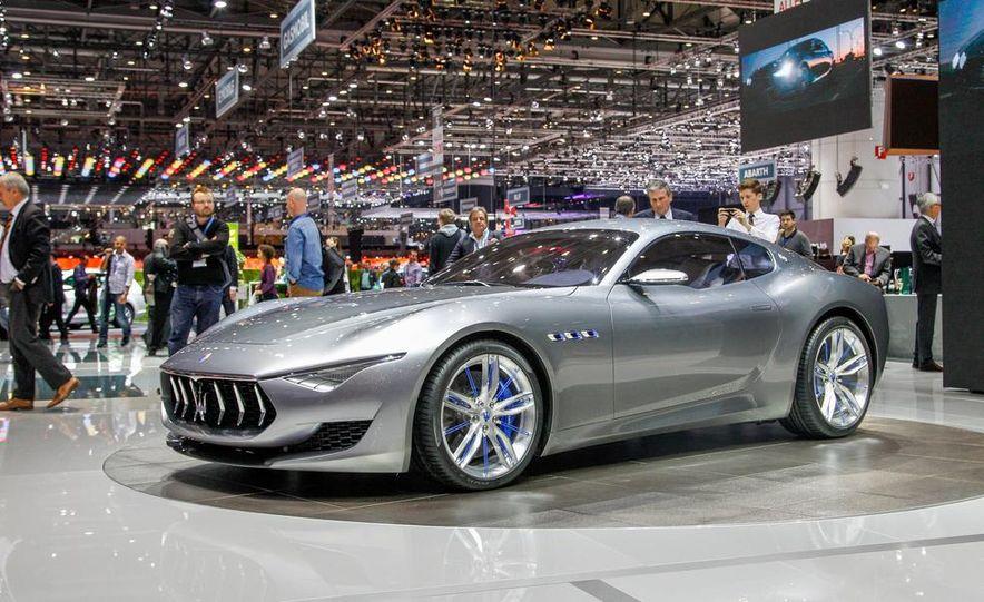 Maserati Alfieri concept - Slide 6