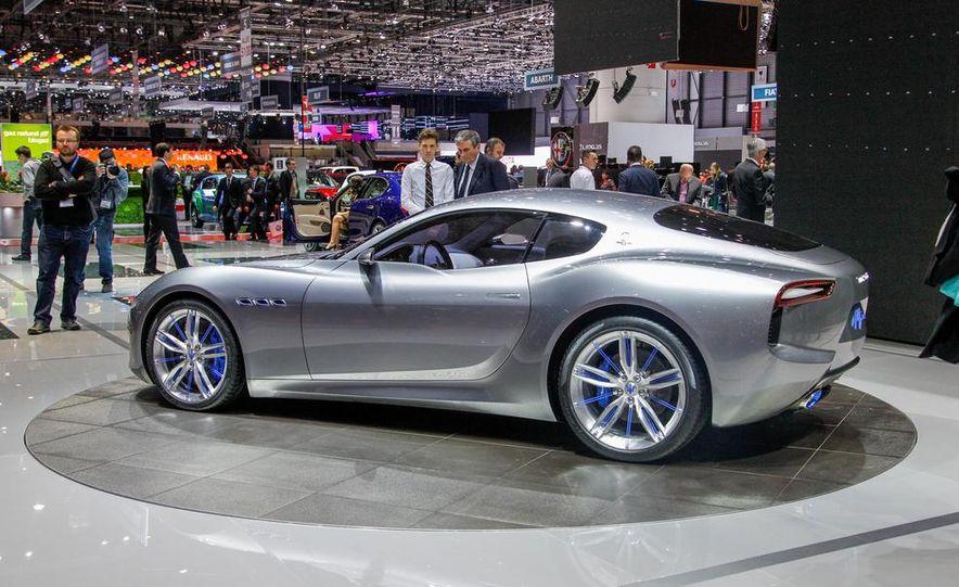 Maserati Alfieri concept - Slide 9