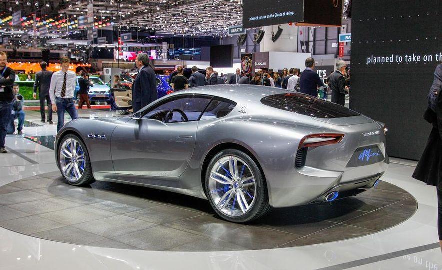 Maserati Alfieri concept - Slide 10