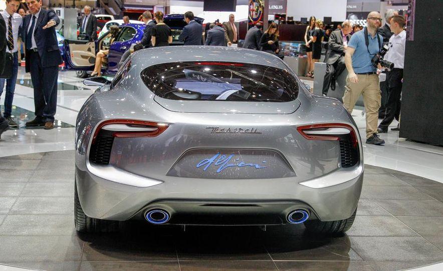 Maserati Alfieri concept - Slide 12