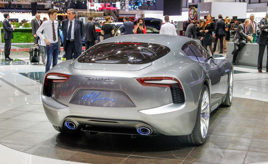 Maserati Alfieri concept - Slide 13