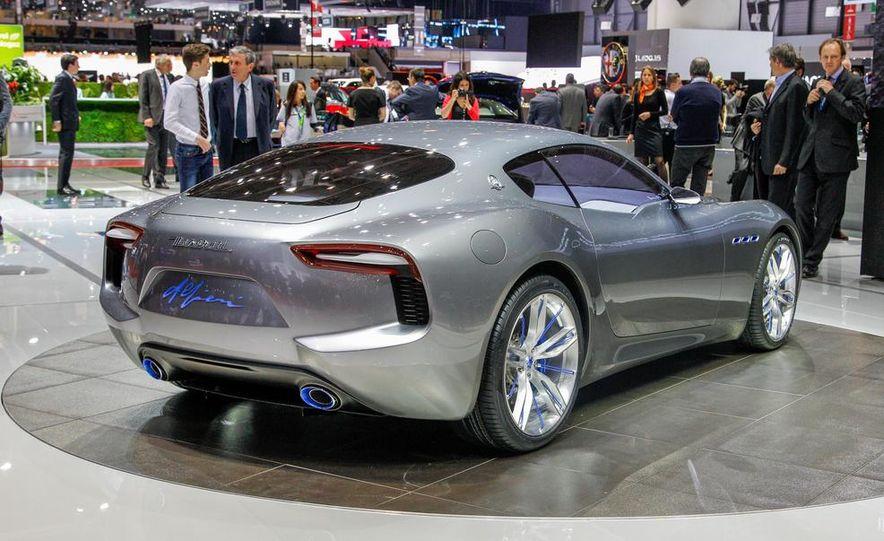 Maserati Alfieri concept - Slide 14